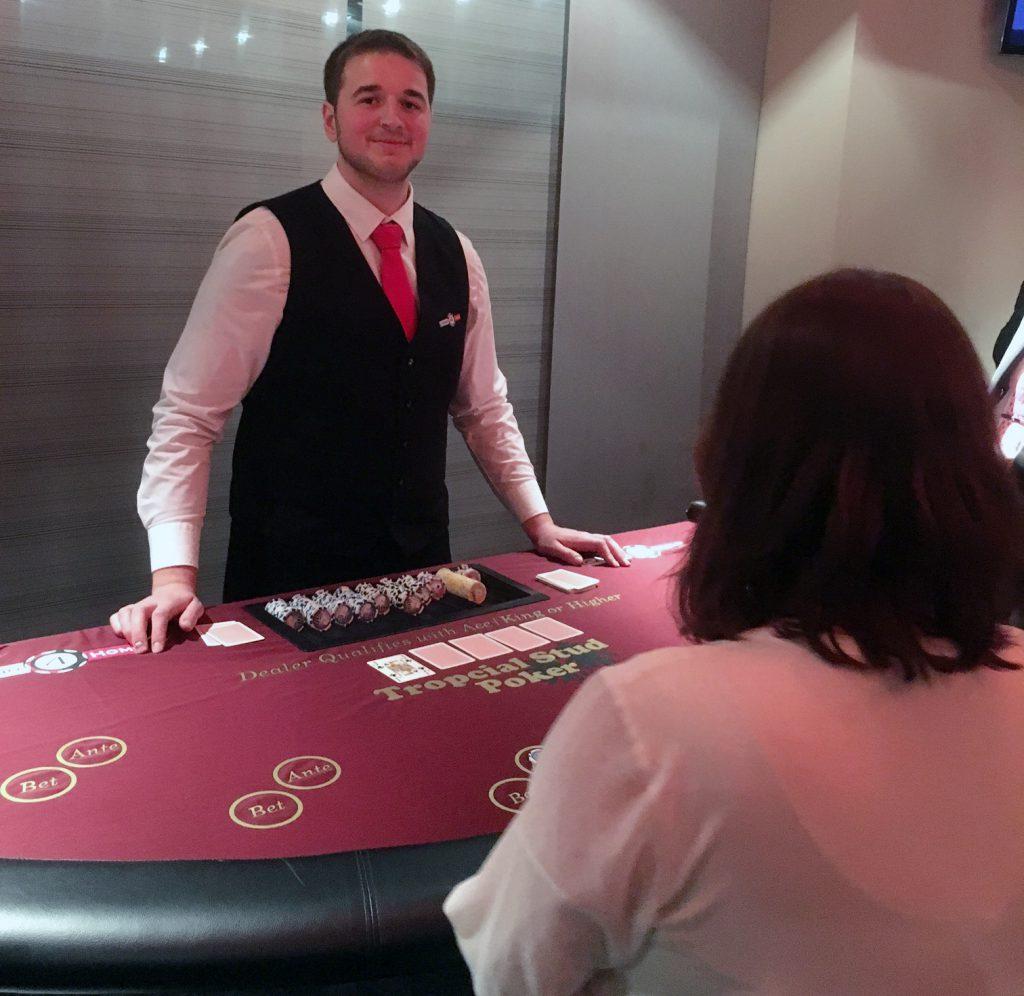 Tropical Stud mieten - für Ihren Casinoabend